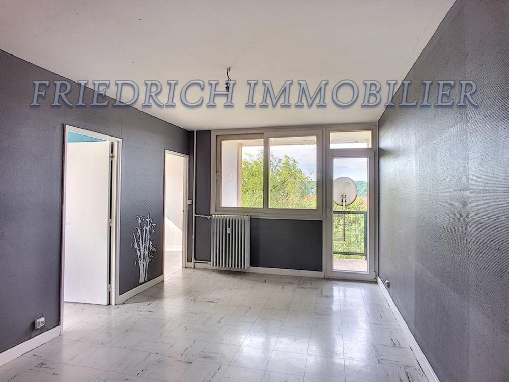 Vente Appartement BEL APPARTEMENT AVEC BALCONS A CONFORTER - BAR-LE-DUC  à Bar le duc