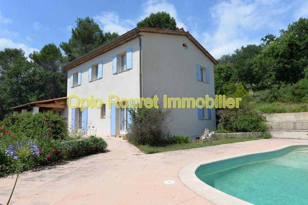 Vente Maison ACHAT Maison LE ROURET - 6 pièce(s) Vue panoramique - havre de végétation  à Le rouret