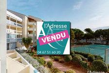 Appartement Sète 2 pièces de 31 m² prolongé par une loggia de plus de 8 m² et accompagné d'un cellier. 160000 Sète (34200)