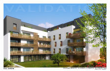 Appartement de 57.86m² 136000 Caen (14000)
