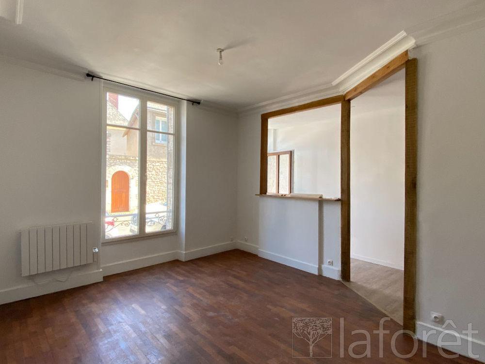 Location Appartement BLOIS - Centre-Ville -Duplex T3 86m² Blois