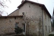 Maison T4 + jardinet + garage 580 Capdenac-Gare (12700)