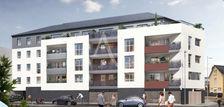 Appartement neuf  Le Mans Type 2  42.09 m² 127000 Le Mans (72000)