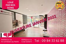 Local commercial Marseille 13011 Grand V 146 m2 4492