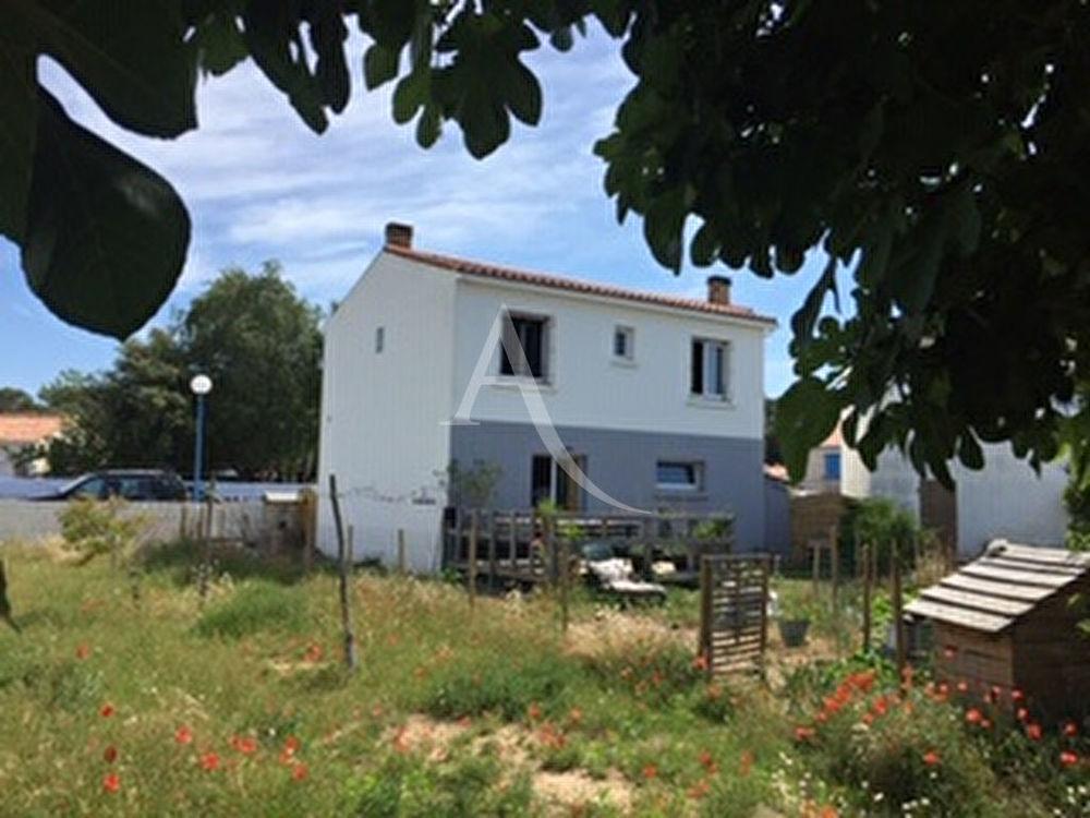Vente Maison Longeville-sur-mer - Maison 4 chambres - 110m²  à Longeville sur mer