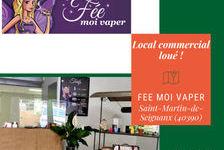 A LOUER - Local commercial 100 m² - RN10 - SAINT MARTIN DE SEIGNANX 856