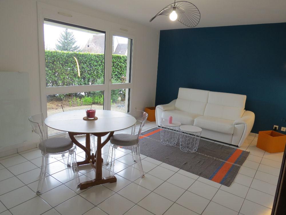 Location Appartement DIJON - PARC COLOMBIERE - REZ DE JARDIN avec TERRASSE  à Dijon