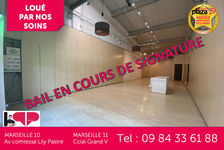 A LOUER Local commercial Marseille 13011 Grand V 141 m2 2820