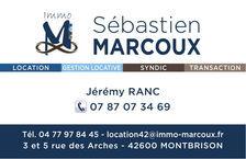 MONTBRISON - Entrepôt / local industriel - 80 m² utile 125