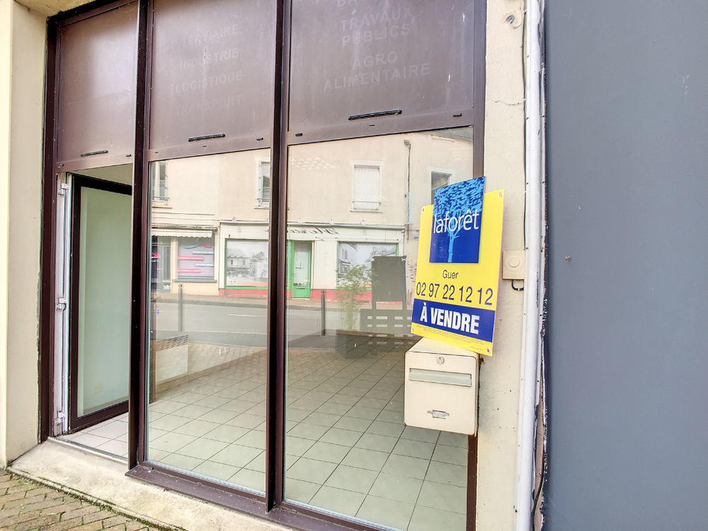 Local commercial Guer 54 m2
