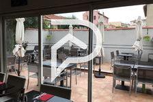 MURS COMMERCIAUX  200 m² + grande Terrasse  intérieure 70 m²-Avec Permis de construire 323000