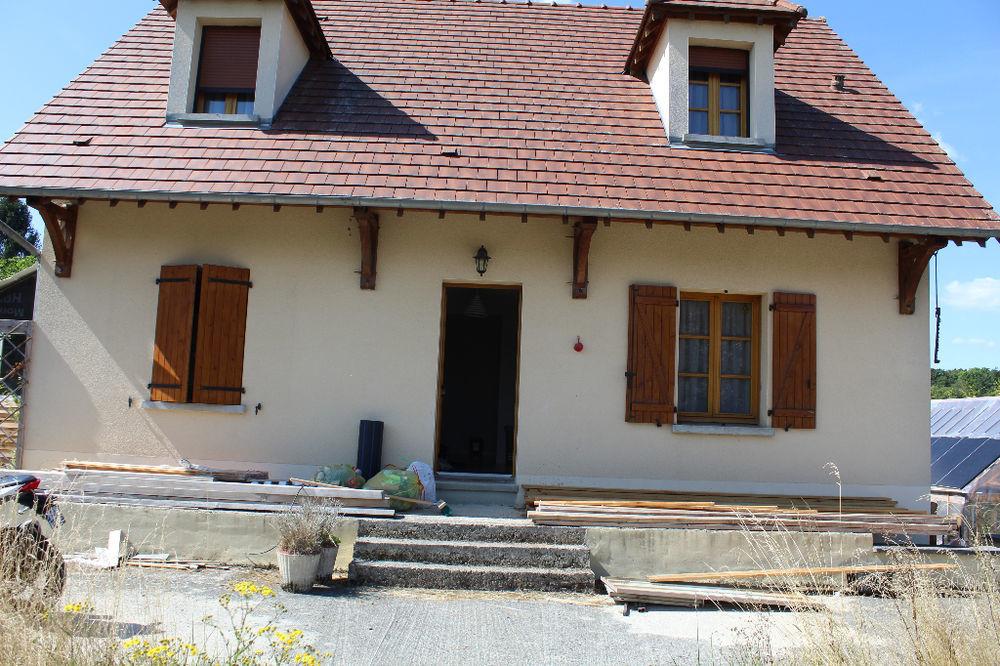 Vente Maison 10260 FOUCHERES PAVILLON DE 5 PIECES SUR 1600 M² CLOS SUR SOUS SOL  à Foucheres