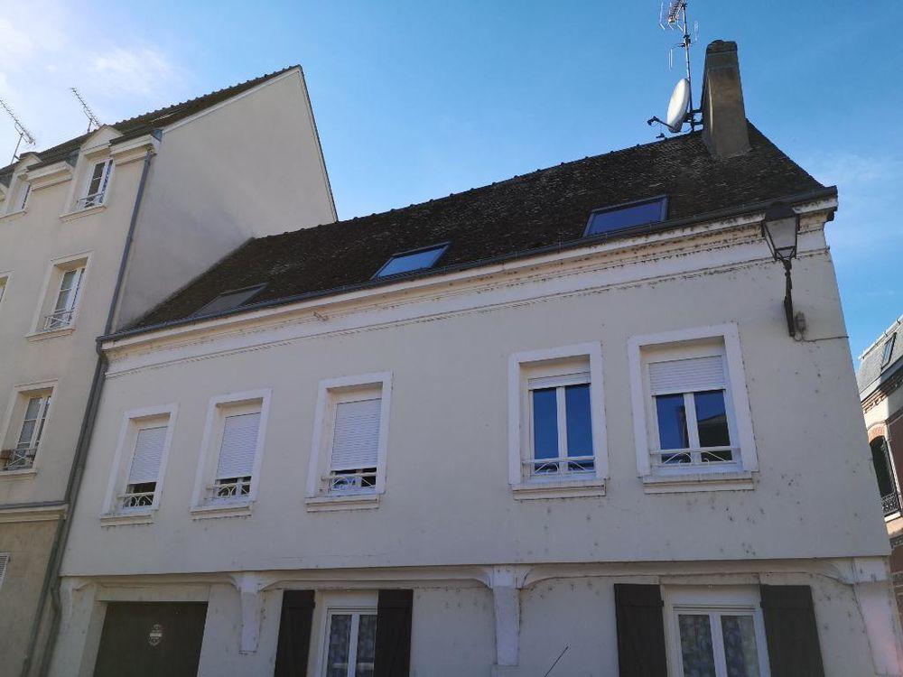 Location Appartement Appartement 47m² NOGENT LE ROI CENTRE  à Nogent le roi