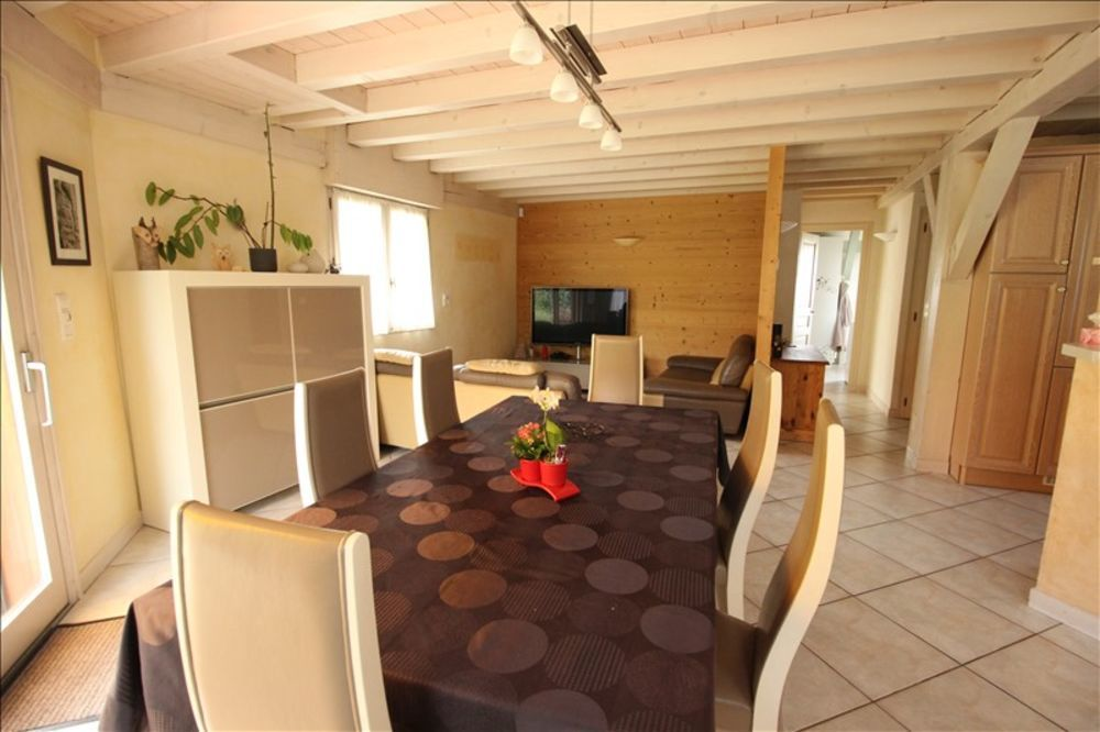 Vente Maison CHALET AMANCY - 4 pièce(s) - 141 m2  à Amancy
