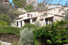 Maison Chateauneuf Grasse 6 pièce(s) 515000 Châteauneuf-Grasse (06740)