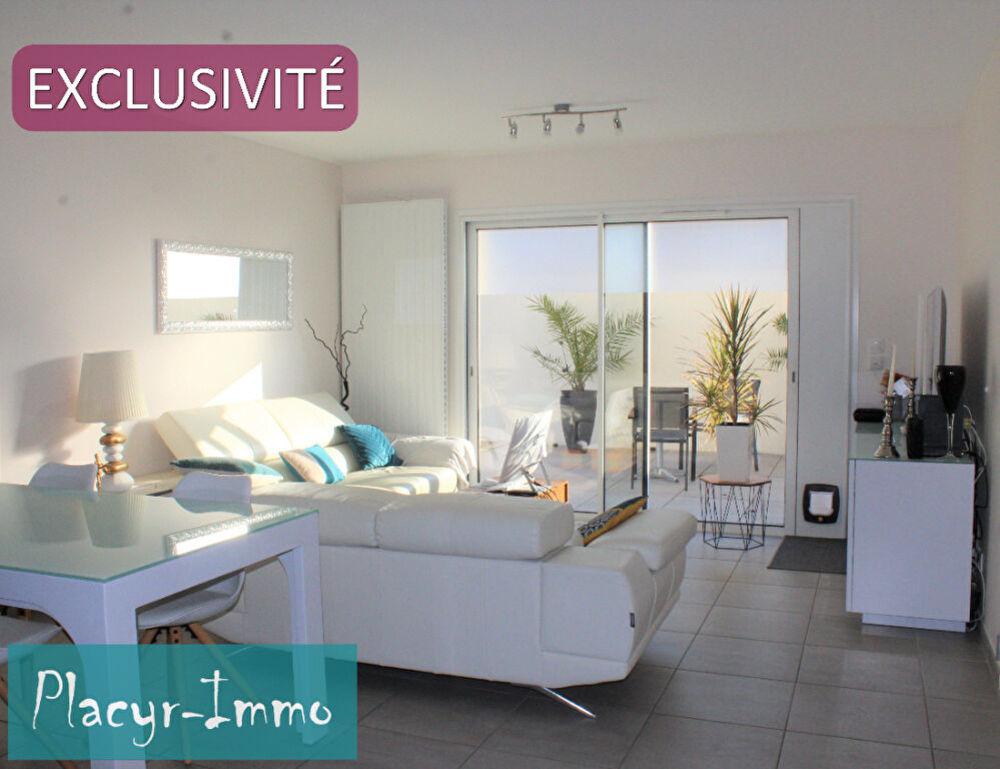 Location Maison Villa en duplex récente avec jardin clos et garage - 79 m²  à Feillens