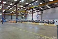 Entrepôt / local industriel Lespinasse 1647 m2 8500