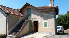 maison + dépendances isolées 158000 Lentillac-Saint-Blaise (46100)