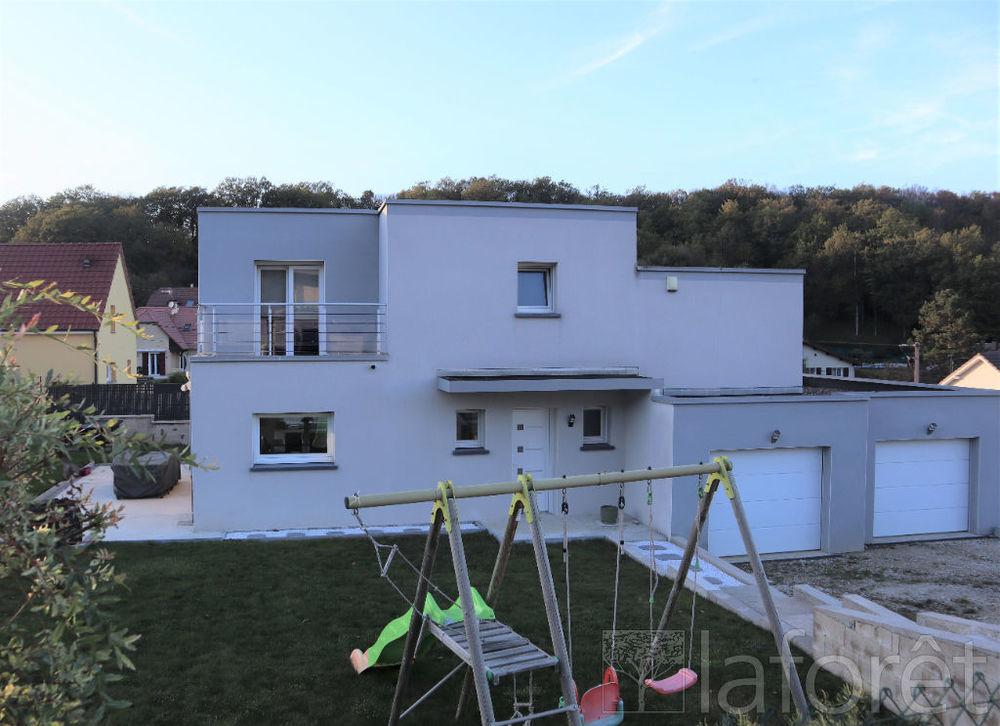 Vente Maison Maison Etouvans 5 pièce(s) 110 m2  à Montbeliard