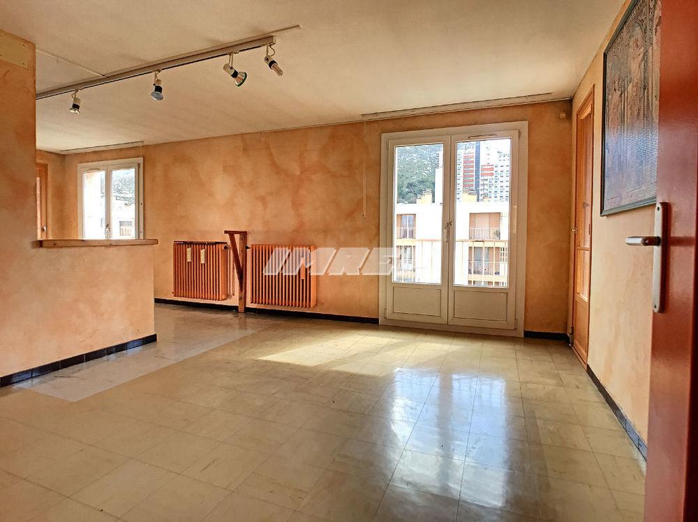 Vente Appartement T6 Saint Tronc Dernier étage 116.30m² Marseille 10