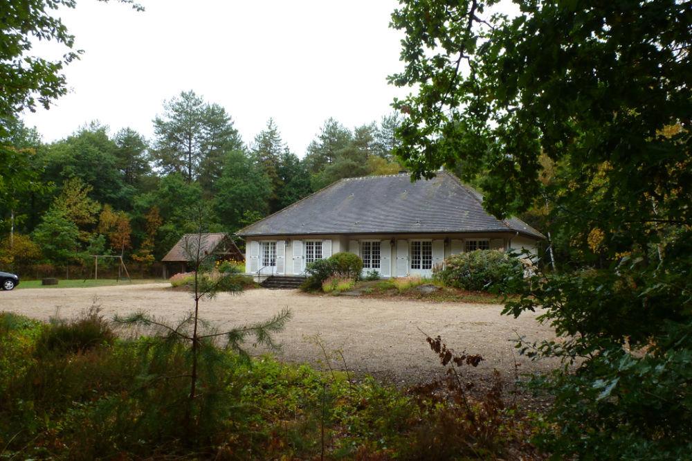 Vente Villa SOLOGNE, propriété sur un territoire de 38.5 ha environ  à Salbris