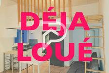 STUDIO  MEUBLE 17.5m² - MARSEILLE-13011 550 Marseille 11