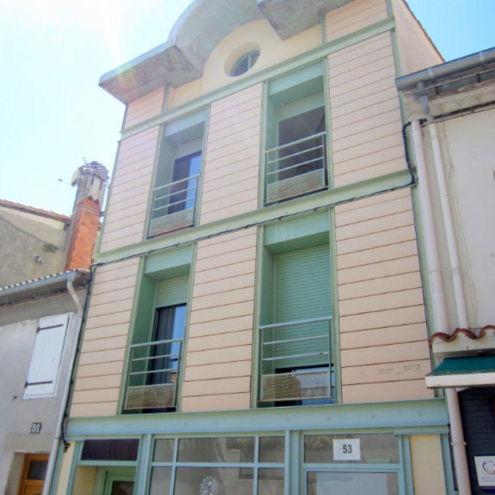Vente Immeuble Immeuble Castelnaudary 12 pièce(s) 333.23 m2  à Castelnaudary