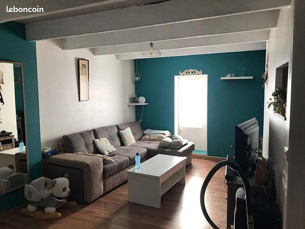 Vente Maison GRANS Maison de village T3  rénovée Grans