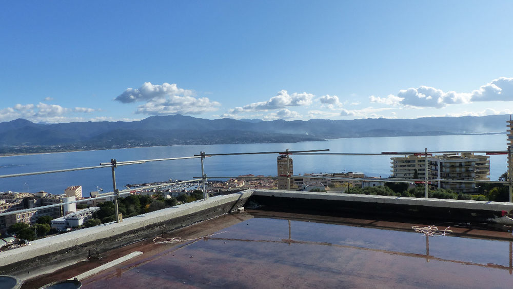 Vente Appartement Ajaccio Salario Appartement  5 pièce(s) de prestige toit terrasse vue mer 172m²  à Ajaccio