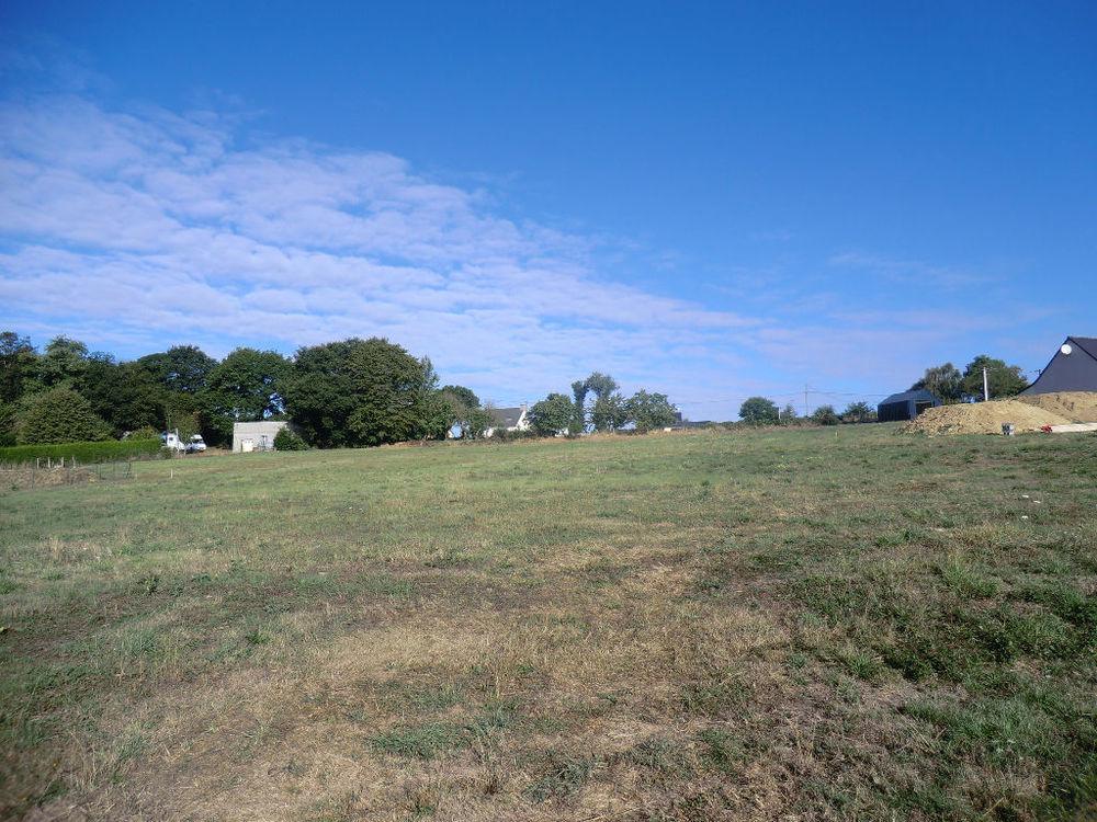 Vente Terrain Terrain Saint Seglin 1638 m²  à Saint seglin