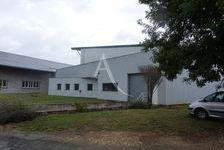 A  louer 8 km nord de Saintes local industriel  de  2450 m 2  sur terrain de 17014 m². 3988