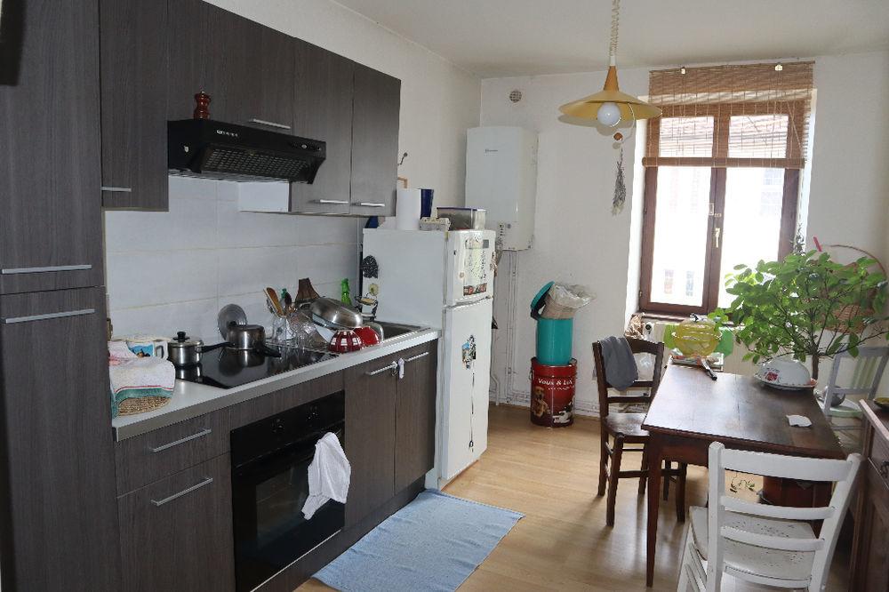 Vente Appartement Appartement Seloncourt 3 pièce(s) 57 m2  à Seloncourt