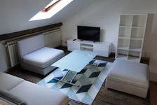 F2 duplex meublé style loft 520 Nevers (58000)