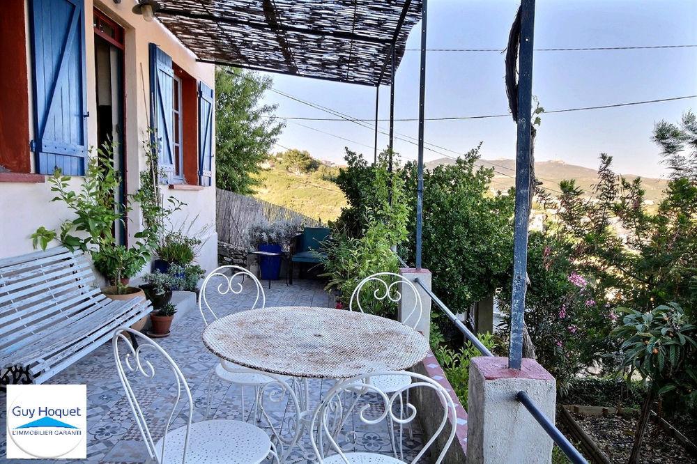 Vente Maison À vendre dans le 15e arrondissement de MARSEILLE (13015), maison d'une surface habitable de 105  m². Marseille 15