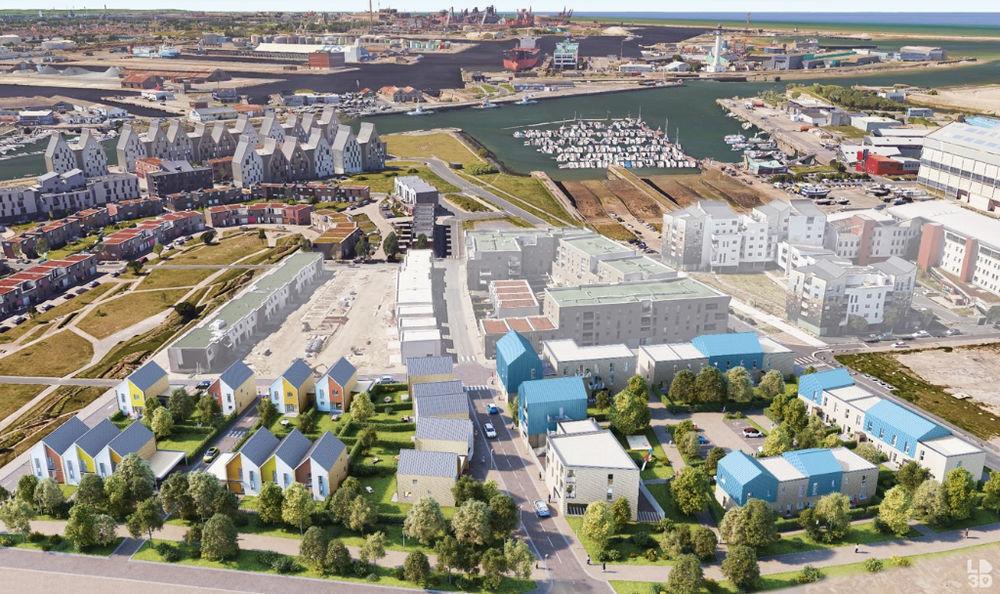 Vente Appartement PROGRAMMES NEUFS A VENDRE SUR DUNKERQUE - 21 lots  à Dunkerque