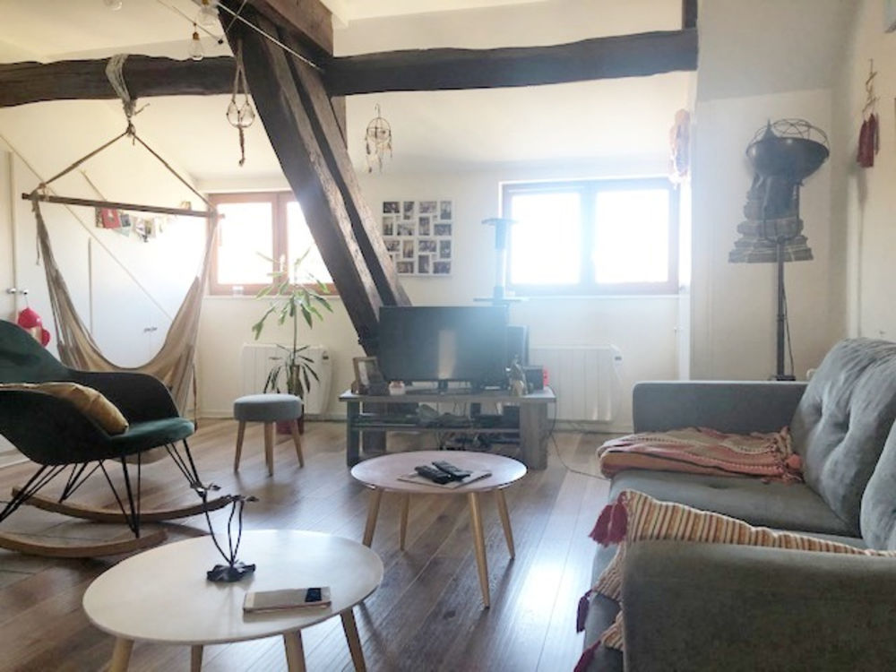 Location Appartement Appartement Troyes 2 pièce(s) 41 m2  à Troyes