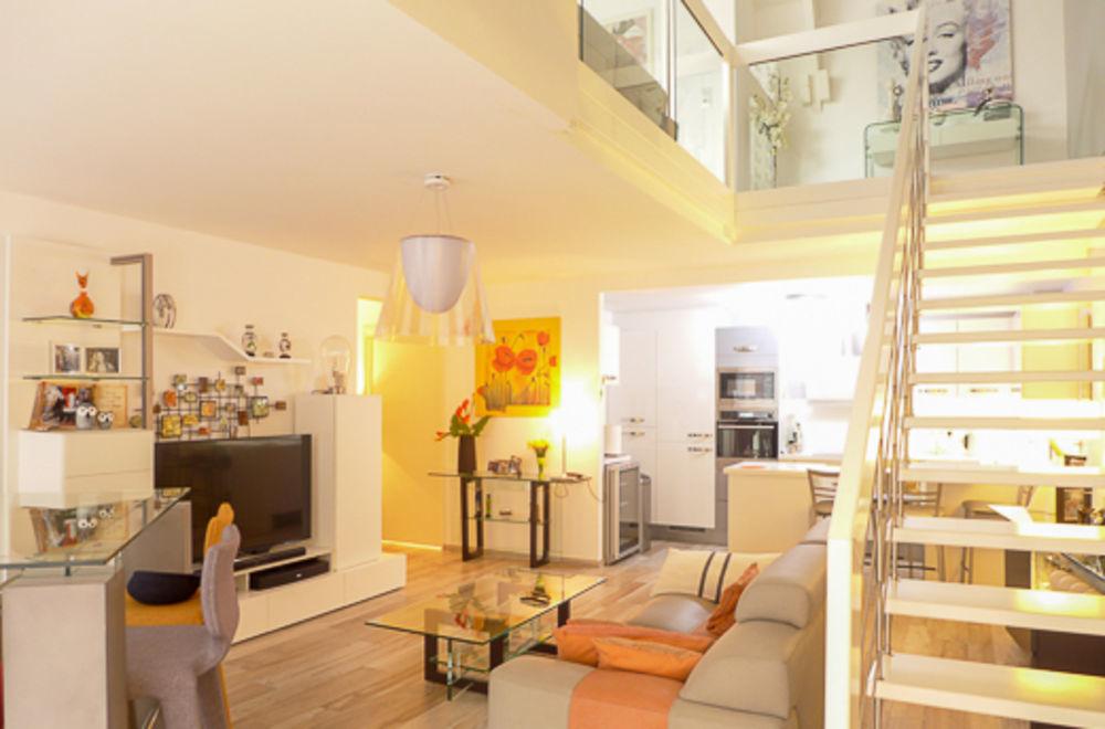 Vente Appartement TROYES : BOUCHON : duplex avec terrasse  à Troyes