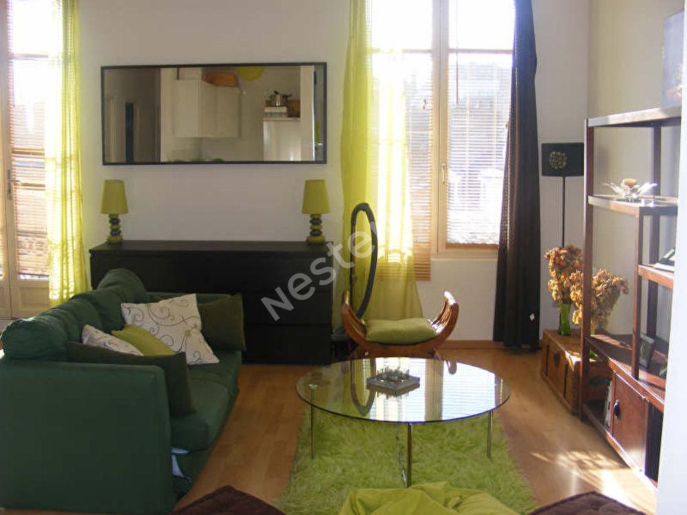 Vente Appartement BLOIS CENTRE APPARTEMENT T2 LOUE BLOIS - 2 pièces- 49 m2  à Blois
