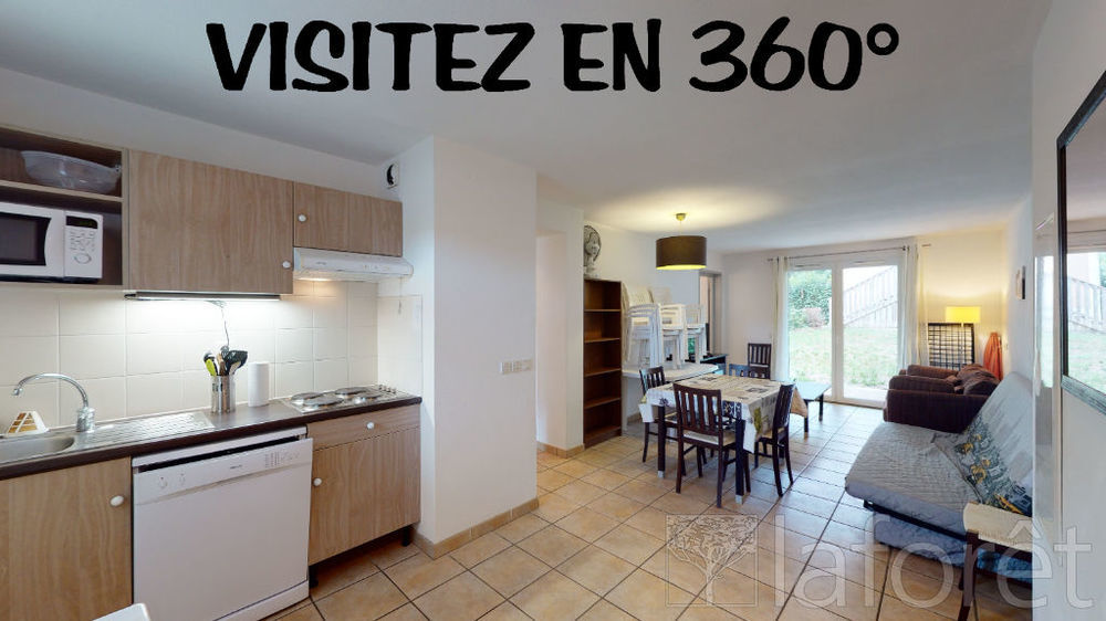 Vente Appartement Appartement Barbaste 3 pièce(s) 55 m2  à Barbaste
