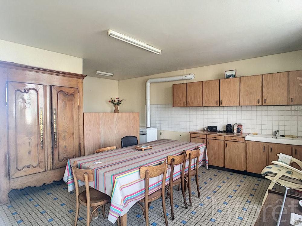 Vente Maison Maison Beganne 7 pièce(s) 117 m2  à Beganne