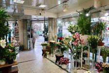 Fonds de commerce Fleurs Paris 120.50 m2