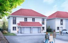 Maison Bourgoin-Jallieu (38300)