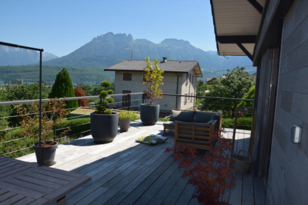 Vente Maison Splendide Chalet Vue Lac  à Saint jorioz