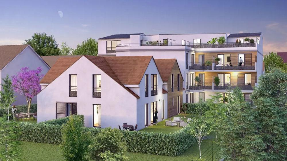 Vente Appartement Appartement Bois D Arcy 3 pièce(s) 70 m2  à Bois d arcy
