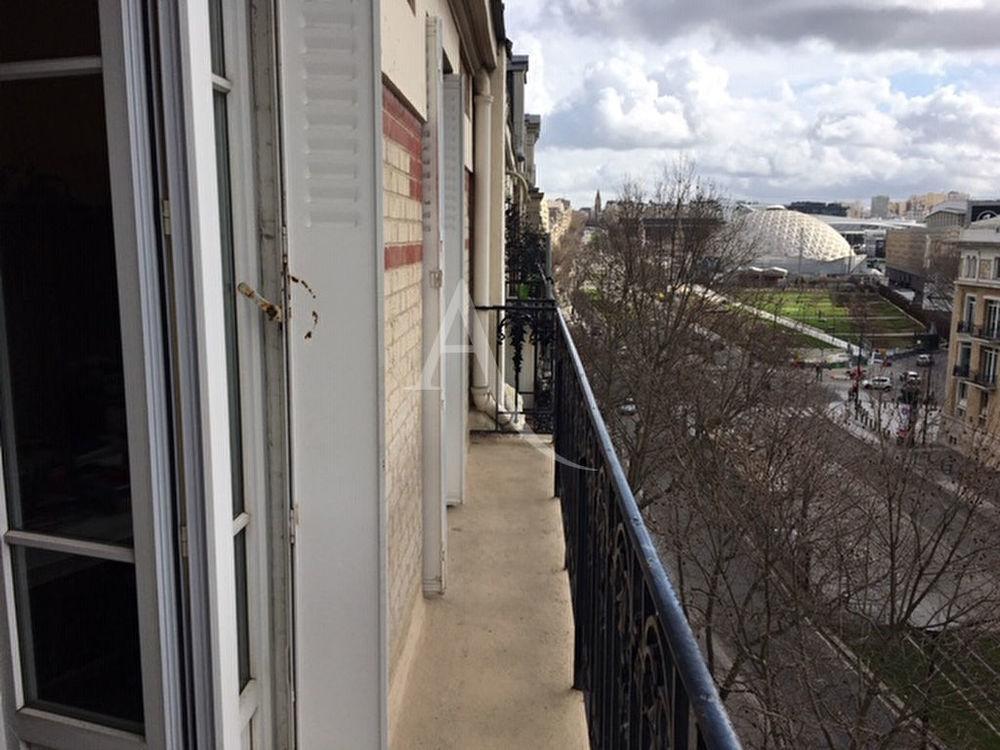 Vente Appartement Porte de Versailles 2 pièces à rénover Paris 15