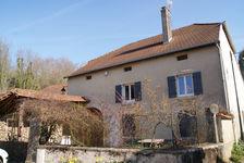 Maison 4 pièces de 84 m² habitable. 63500 Scey-sur-Saône-et-Saint-Albin (70360)