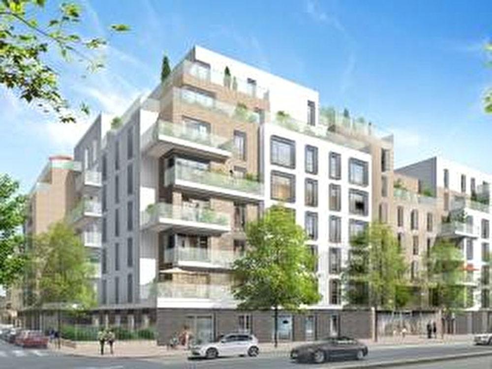 Vente Appartement Appartement Les Pavillons Sous Bois 2 pièce(s) 43.10m²  à Les pavillons sous bois