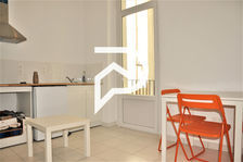 PALAIS DE JUSTICE-VAUBAN - T2 MEUBLE 22m² AVEC BALCON 590 Marseille 6