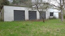 Entrepôt 140 m² avec Terrain Nozay 947 m² 78000