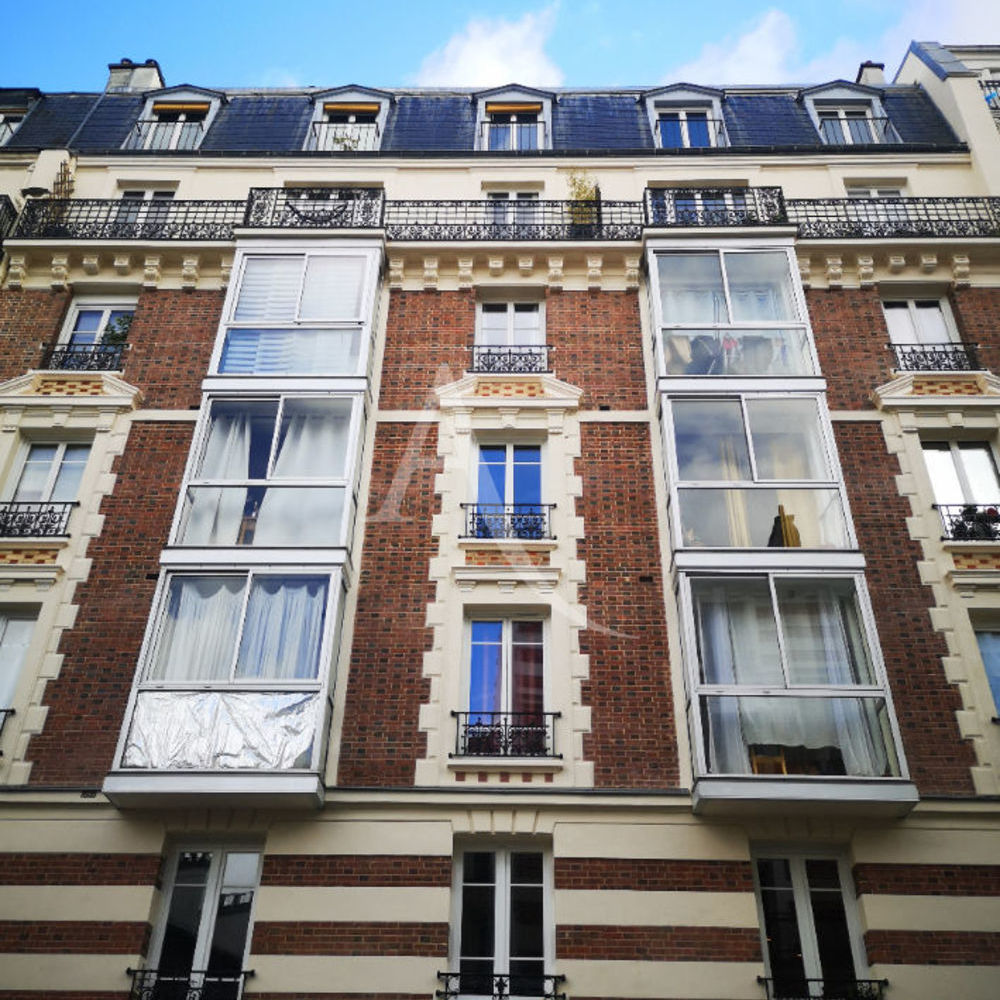 Vente Appartement 2 pièces dernier étage Paris 13